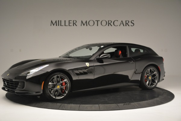 Used 2018 Ferrari GTC4Lusso T for sale $195,900 at Aston Martin of Greenwich in Greenwich CT 06830 2
