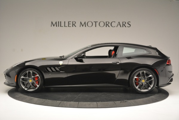 Used 2018 Ferrari GTC4Lusso T for sale $195,900 at Aston Martin of Greenwich in Greenwich CT 06830 3
