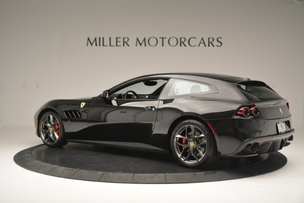 Used 2018 Ferrari GTC4Lusso T for sale $195,900 at Aston Martin of Greenwich in Greenwich CT 06830 4