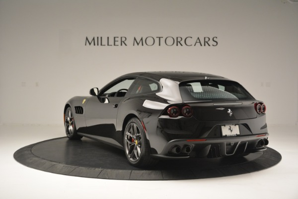 Used 2018 Ferrari GTC4Lusso T for sale $195,900 at Aston Martin of Greenwich in Greenwich CT 06830 5