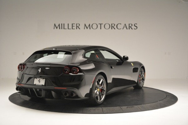 Used 2018 Ferrari GTC4Lusso T for sale $195,900 at Aston Martin of Greenwich in Greenwich CT 06830 7