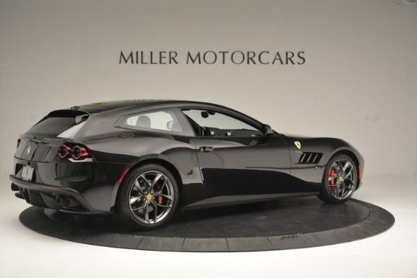 Used 2018 Ferrari GTC4Lusso T for sale $195,900 at Aston Martin of Greenwich in Greenwich CT 06830 8