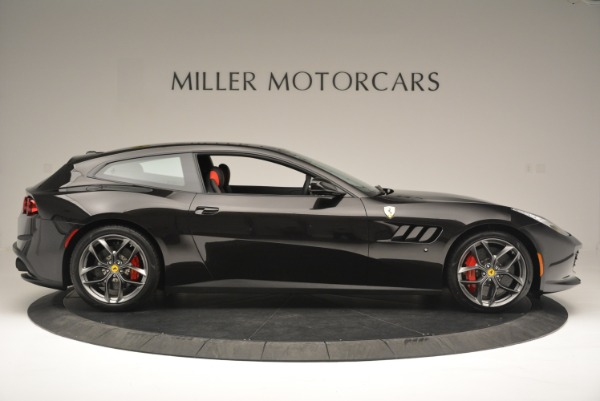 Used 2018 Ferrari GTC4Lusso T for sale $195,900 at Aston Martin of Greenwich in Greenwich CT 06830 9
