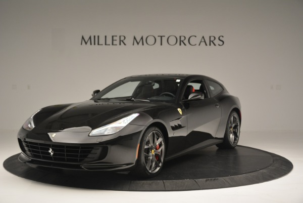 Used 2018 Ferrari GTC4Lusso T for sale $195,900 at Aston Martin of Greenwich in Greenwich CT 06830 1