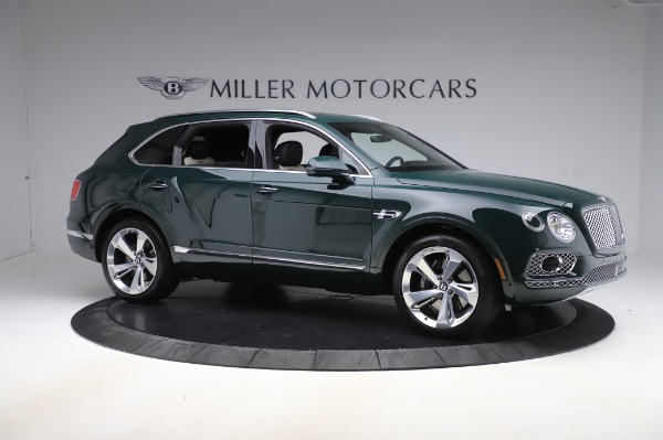 Used 2020 Bentley Bentayga V8 for sale $189,900 at Aston Martin of Greenwich in Greenwich CT 06830 10