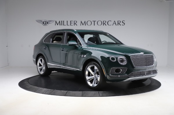 Used 2020 Bentley Bentayga V8 for sale $189,900 at Aston Martin of Greenwich in Greenwich CT 06830 11