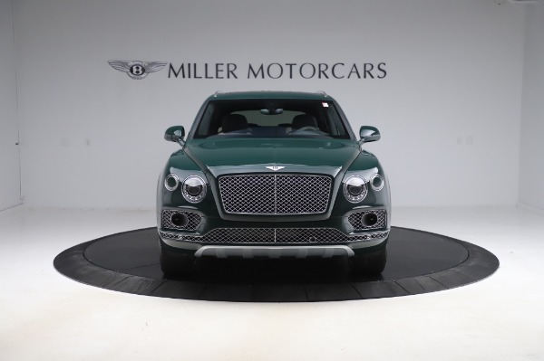 Used 2020 Bentley Bentayga V8 for sale $189,900 at Aston Martin of Greenwich in Greenwich CT 06830 12