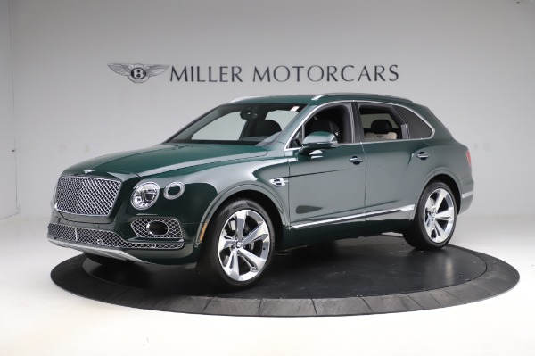 Used 2020 Bentley Bentayga V8 for sale $189,900 at Aston Martin of Greenwich in Greenwich CT 06830 2