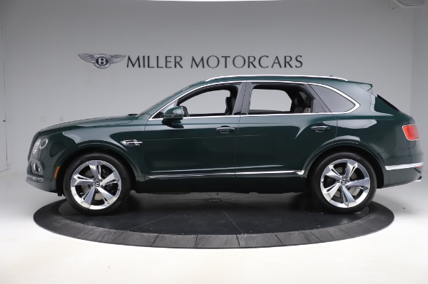 Used 2020 Bentley Bentayga V8 for sale $189,900 at Aston Martin of Greenwich in Greenwich CT 06830 3