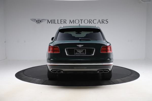 Used 2020 Bentley Bentayga V8 for sale $189,900 at Aston Martin of Greenwich in Greenwich CT 06830 6