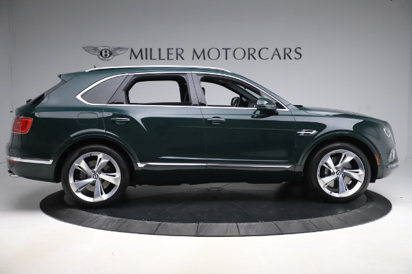 Used 2020 Bentley Bentayga V8 for sale $189,900 at Aston Martin of Greenwich in Greenwich CT 06830 9