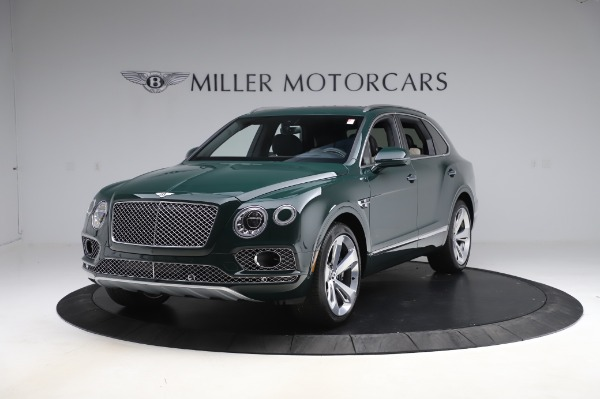 Used 2020 Bentley Bentayga V8 for sale $189,900 at Aston Martin of Greenwich in Greenwich CT 06830 1