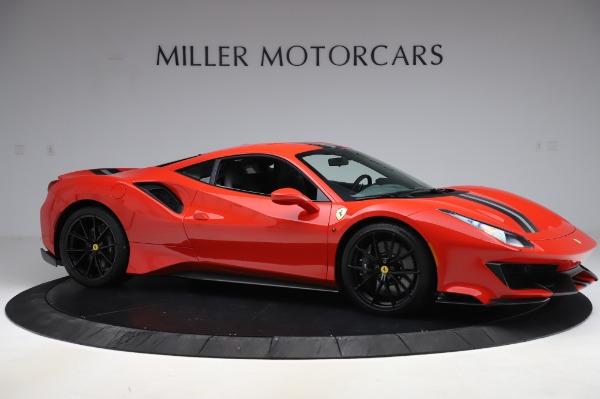 Used 2020 Ferrari 488 Pista for sale $439,900 at Aston Martin of Greenwich in Greenwich CT 06830 10