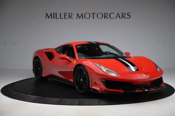 Used 2020 Ferrari 488 Pista for sale $439,900 at Aston Martin of Greenwich in Greenwich CT 06830 11