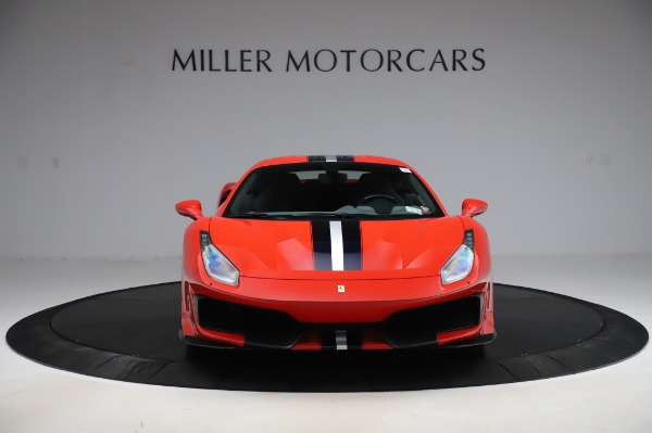 Used 2020 Ferrari 488 Pista for sale $439,900 at Aston Martin of Greenwich in Greenwich CT 06830 12