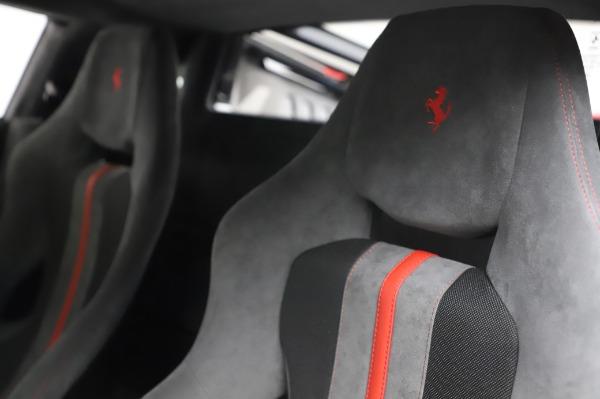 Used 2020 Ferrari 488 Pista for sale $439,900 at Aston Martin of Greenwich in Greenwich CT 06830 18