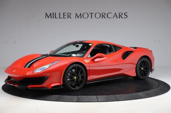 Used 2020 Ferrari 488 Pista for sale $439,900 at Aston Martin of Greenwich in Greenwich CT 06830 2