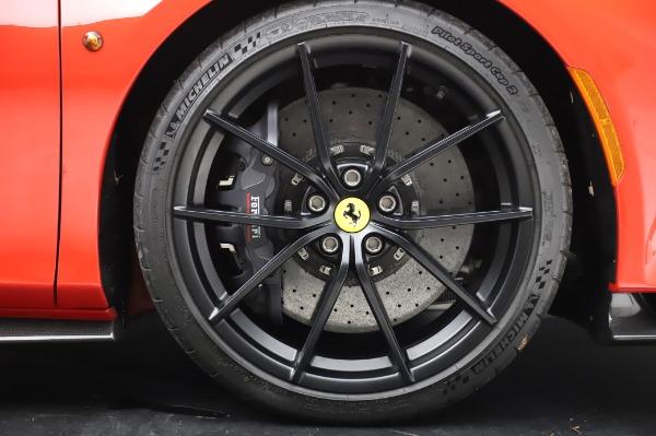 Used 2020 Ferrari 488 Pista for sale $439,900 at Aston Martin of Greenwich in Greenwich CT 06830 28