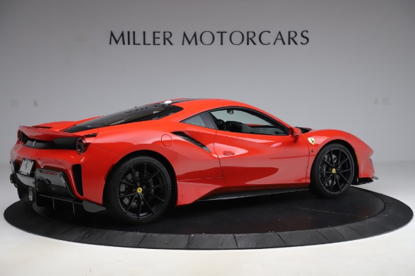 Used 2020 Ferrari 488 Pista for sale $439,900 at Aston Martin of Greenwich in Greenwich CT 06830 8