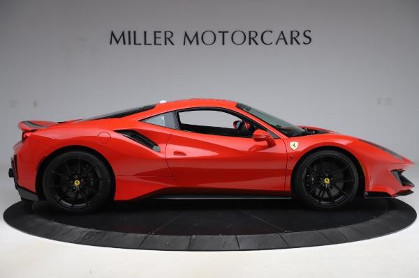 Used 2020 Ferrari 488 Pista for sale $439,900 at Aston Martin of Greenwich in Greenwich CT 06830 9