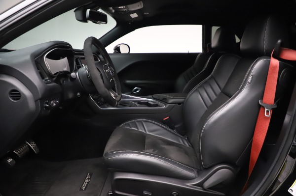 Used 2018 Dodge Challenger SRT Demon for sale Call for price at Aston Martin of Greenwich in Greenwich CT 06830 14