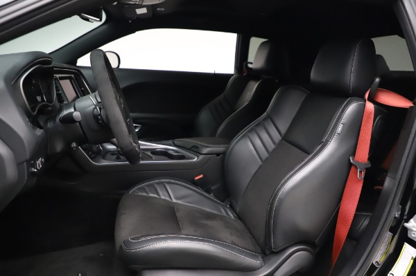 Used 2018 Dodge Challenger SRT Demon for sale Call for price at Aston Martin of Greenwich in Greenwich CT 06830 15