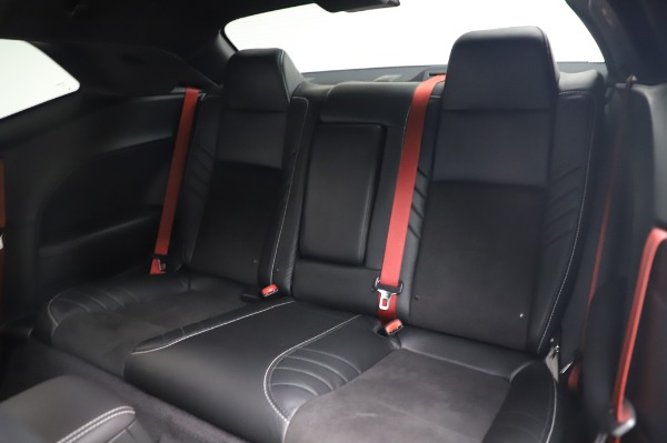 Used 2018 Dodge Challenger SRT Demon for sale Call for price at Aston Martin of Greenwich in Greenwich CT 06830 17