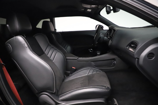 Used 2018 Dodge Challenger SRT Demon for sale Call for price at Aston Martin of Greenwich in Greenwich CT 06830 19
