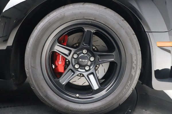 Used 2018 Dodge Challenger SRT Demon for sale Call for price at Aston Martin of Greenwich in Greenwich CT 06830 24