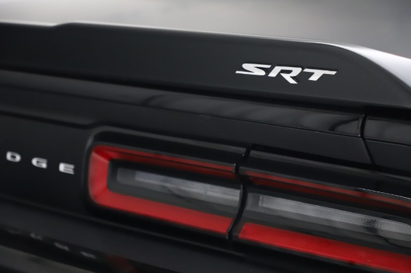 Used 2018 Dodge Challenger SRT Demon for sale Call for price at Aston Martin of Greenwich in Greenwich CT 06830 26