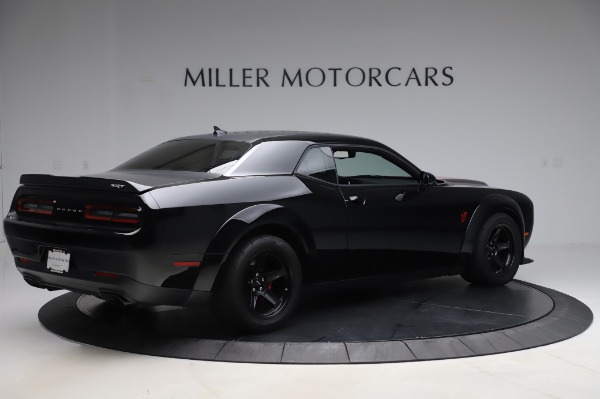 Used 2018 Dodge Challenger SRT Demon for sale Call for price at Aston Martin of Greenwich in Greenwich CT 06830 8