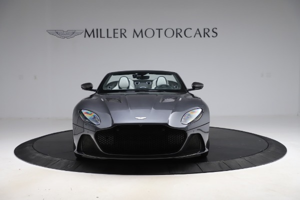 Used 2020 Aston Martin DBS Superleggera Volante for sale Sold at Aston Martin of Greenwich in Greenwich CT 06830 11