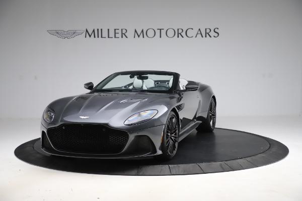 Used 2020 Aston Martin DBS Superleggera Volante for sale Sold at Aston Martin of Greenwich in Greenwich CT 06830 12