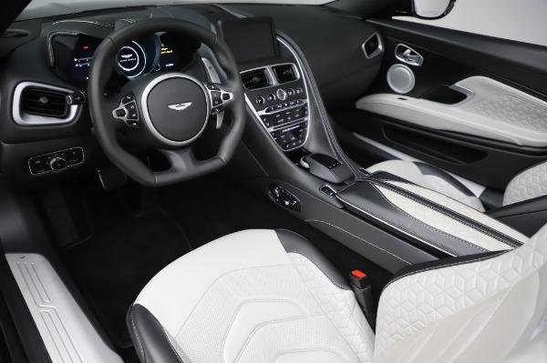 Used 2020 Aston Martin DBS Superleggera Volante for sale Sold at Aston Martin of Greenwich in Greenwich CT 06830 13