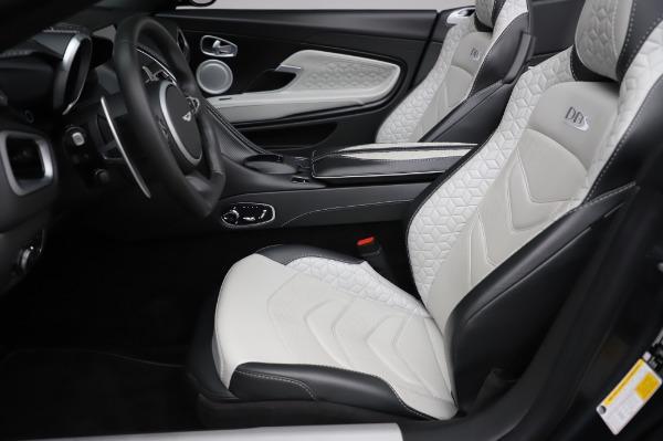 Used 2020 Aston Martin DBS Superleggera Volante for sale Sold at Aston Martin of Greenwich in Greenwich CT 06830 14