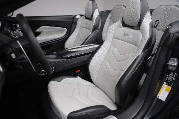 Used 2020 Aston Martin DBS Superleggera Volante for sale Sold at Aston Martin of Greenwich in Greenwich CT 06830 15