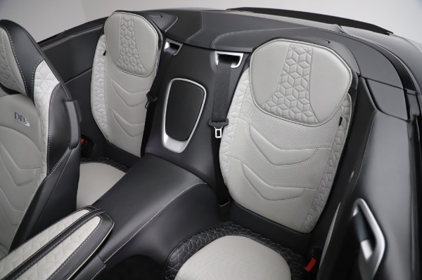 Used 2020 Aston Martin DBS Superleggera Volante for sale Sold at Aston Martin of Greenwich in Greenwich CT 06830 16
