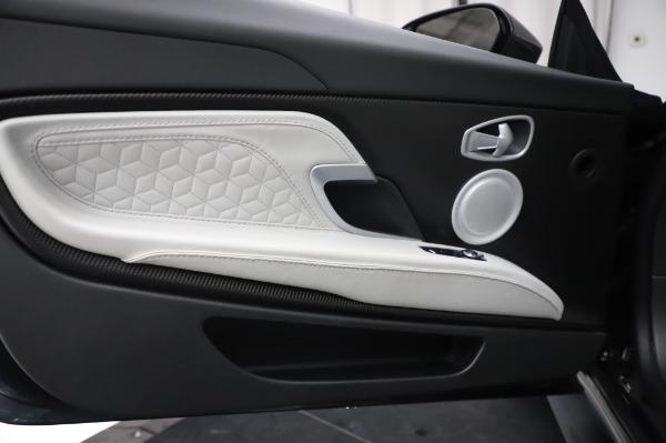 Used 2020 Aston Martin DBS Superleggera Volante for sale Sold at Aston Martin of Greenwich in Greenwich CT 06830 18