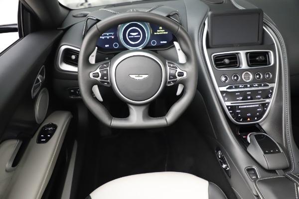 Used 2020 Aston Martin DBS Superleggera Volante for sale Sold at Aston Martin of Greenwich in Greenwich CT 06830 19