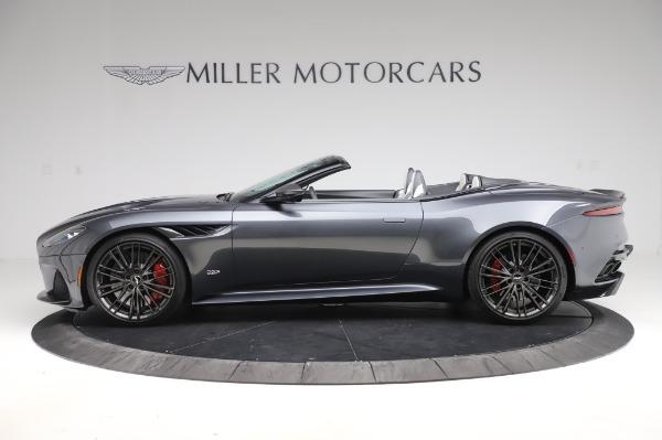 Used 2020 Aston Martin DBS Superleggera Volante for sale Sold at Aston Martin of Greenwich in Greenwich CT 06830 2