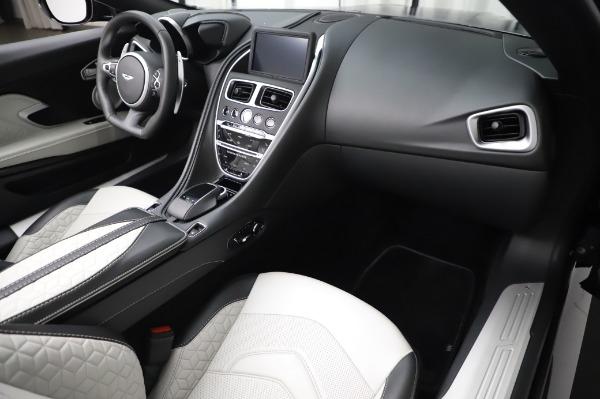 Used 2020 Aston Martin DBS Superleggera Volante for sale Sold at Aston Martin of Greenwich in Greenwich CT 06830 21