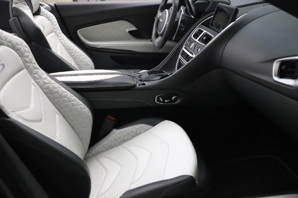 Used 2020 Aston Martin DBS Superleggera Volante for sale Sold at Aston Martin of Greenwich in Greenwich CT 06830 22