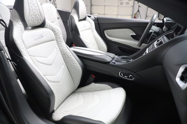 Used 2020 Aston Martin DBS Superleggera Volante for sale Sold at Aston Martin of Greenwich in Greenwich CT 06830 23
