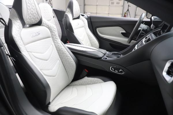Used 2020 Aston Martin DBS Superleggera for sale $329,900 at Aston Martin of Greenwich in Greenwich CT 06830 23