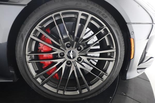Used 2020 Aston Martin DBS Superleggera Volante for sale Sold at Aston Martin of Greenwich in Greenwich CT 06830 24
