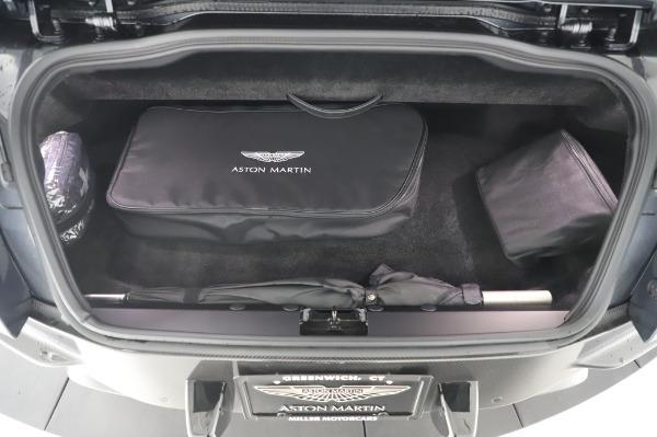 Used 2020 Aston Martin DBS Superleggera Volante for sale Sold at Aston Martin of Greenwich in Greenwich CT 06830 27