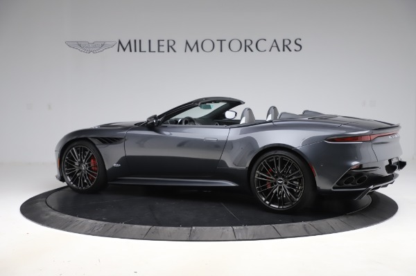 Used 2020 Aston Martin DBS Superleggera Volante for sale Sold at Aston Martin of Greenwich in Greenwich CT 06830 3