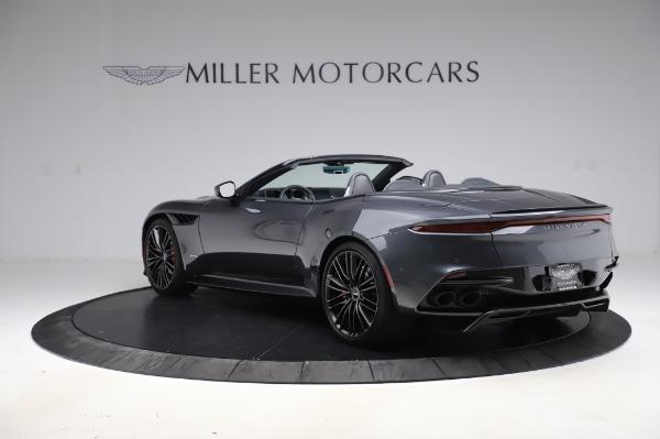 Used 2020 Aston Martin DBS Superleggera Volante for sale Sold at Aston Martin of Greenwich in Greenwich CT 06830 4