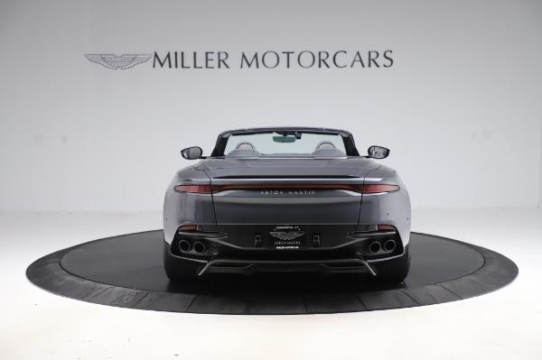 Used 2020 Aston Martin DBS Superleggera Volante for sale Sold at Aston Martin of Greenwich in Greenwich CT 06830 5