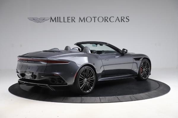 Used 2020 Aston Martin DBS Superleggera Volante for sale Sold at Aston Martin of Greenwich in Greenwich CT 06830 7